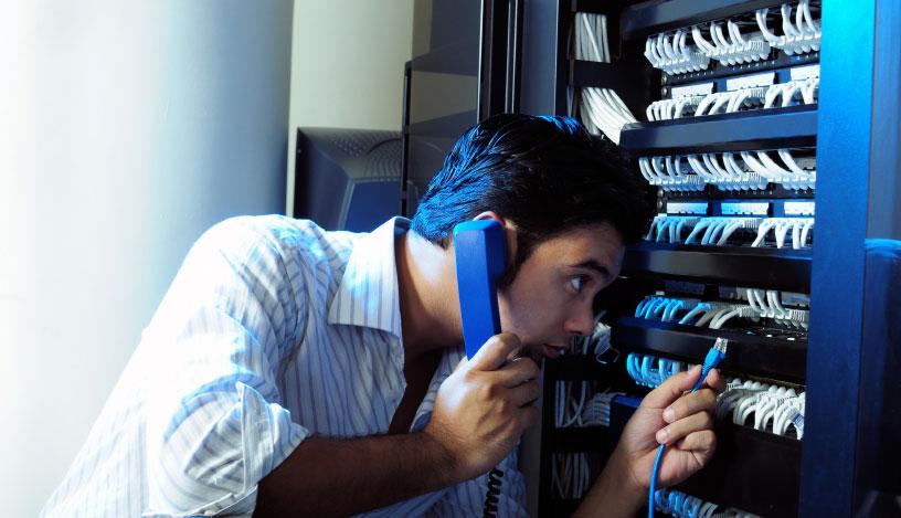 Datortīklu projektēšana un montāža